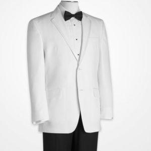 Sean John Tuxedo Jacket - White 50L